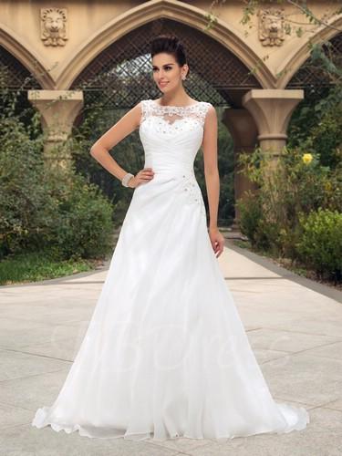 нарядные платья на свадьбу