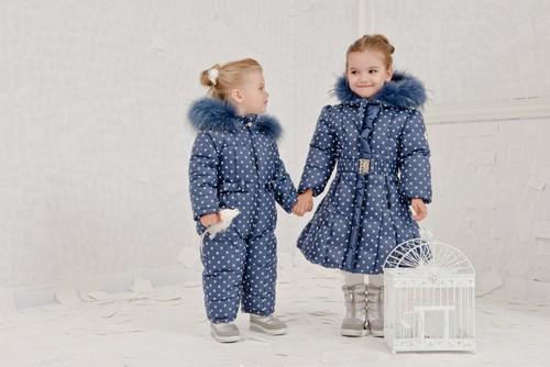 детская одежда зимние комплекты
